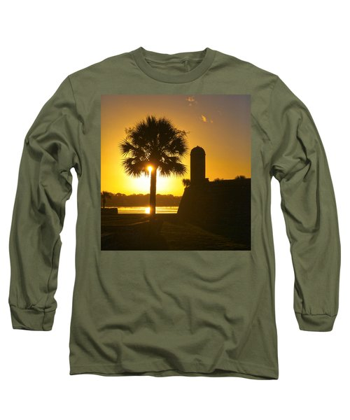St. Augustine Summer Long Sleeve T-Shirt