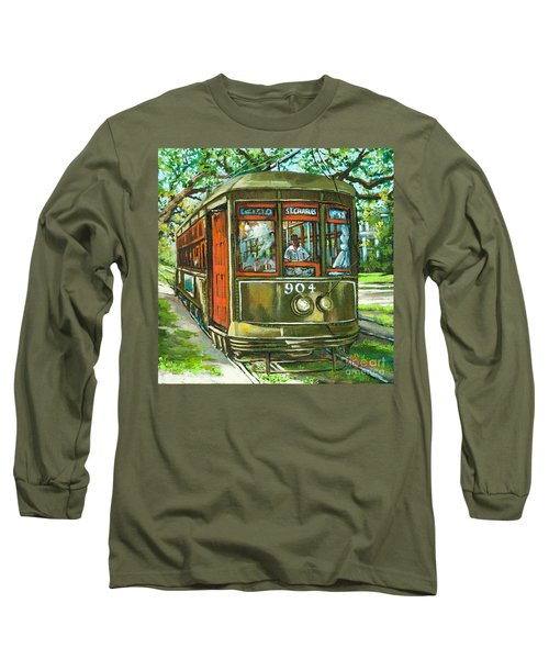 St. Charles No. 904 Long Sleeve T-Shirt