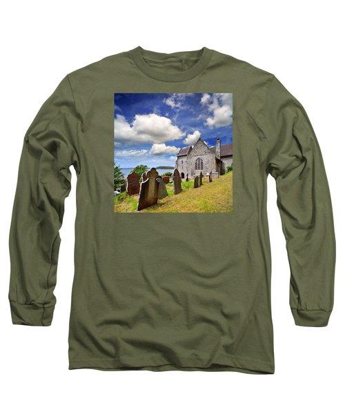 St Ishmael's Church Long Sleeve T-Shirt