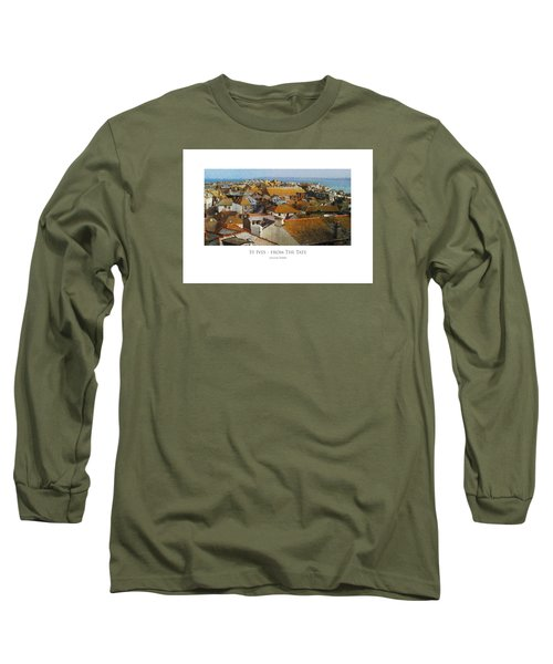St Ives - From The Tate Long Sleeve T-Shirt