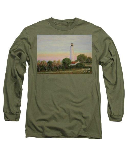 St. Marks Refuge I - Winter Long Sleeve T-Shirt