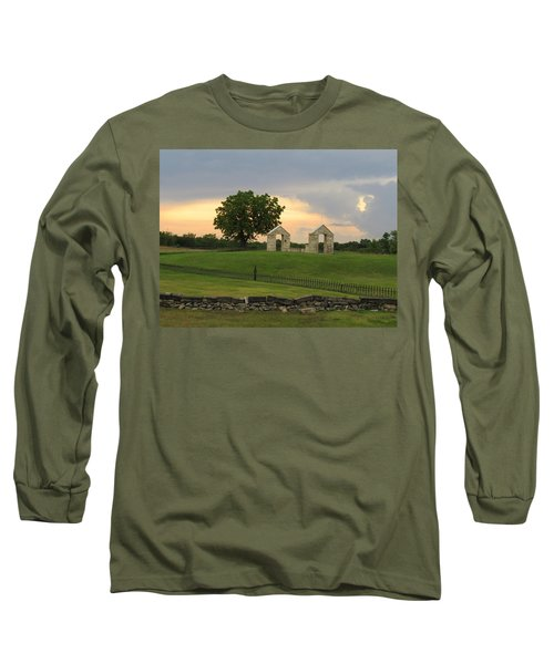 St. Patrick's Mission Church Memorial Long Sleeve T-Shirt