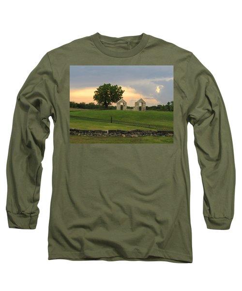 St. Patrick's Mission Church Memorial Long Sleeve T-Shirt
