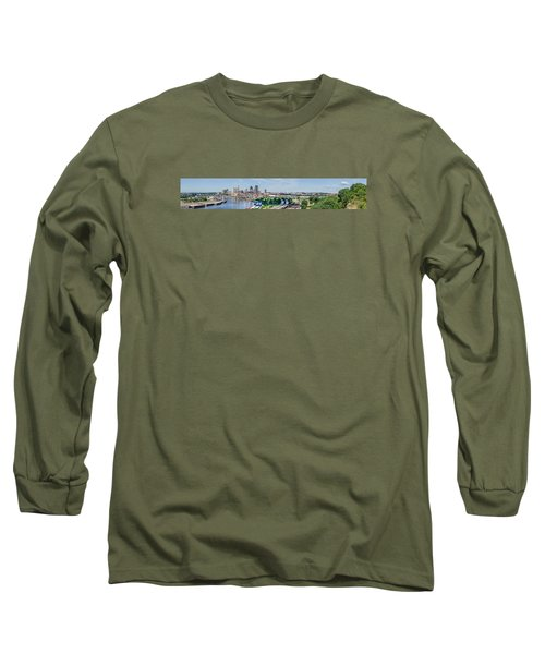 St. Paul Long Sleeve T-Shirt by Dan Traun