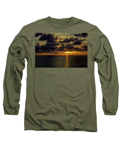 St. Pete Sunset Long Sleeve T-Shirt
