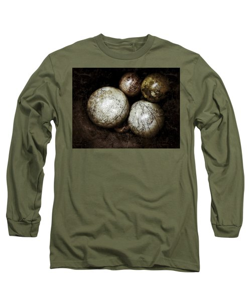 Stacking Worlds Long Sleeve T-Shirt