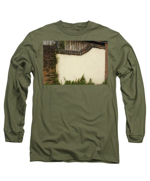 Stage-ready Long Sleeve T-Shirt