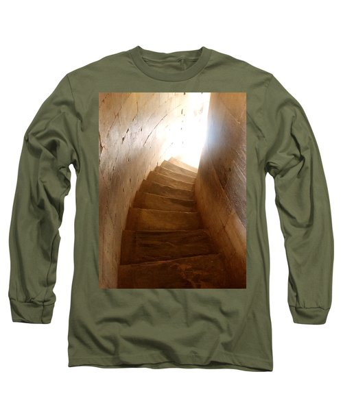 Stairway From Heaven Long Sleeve T-Shirt
