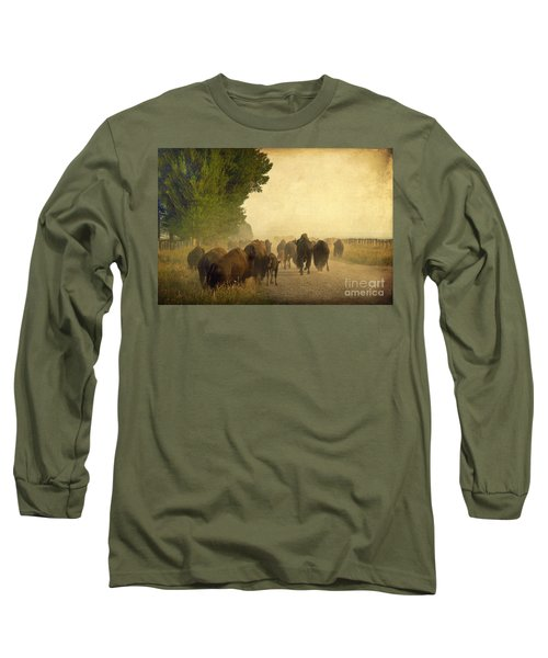 Stampede Long Sleeve T-Shirt