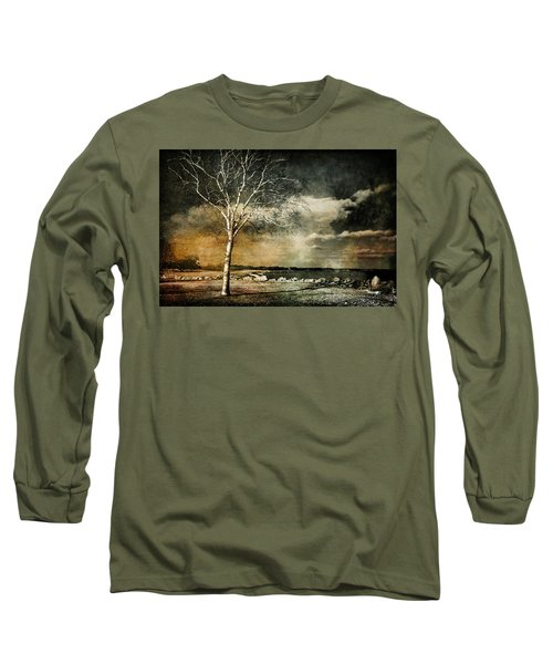 Stand Strong Long Sleeve T-Shirt by Susan McMenamin