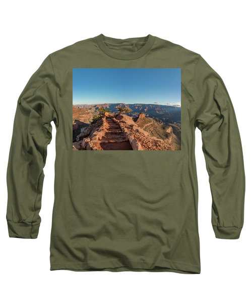 Standing On Top Long Sleeve T-Shirt