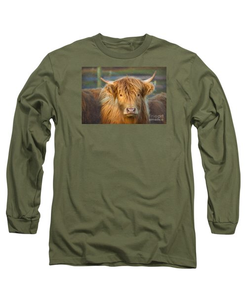 Standing Out In The Herd Long Sleeve T-Shirt