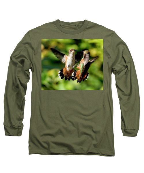 Standoff Long Sleeve T-Shirt