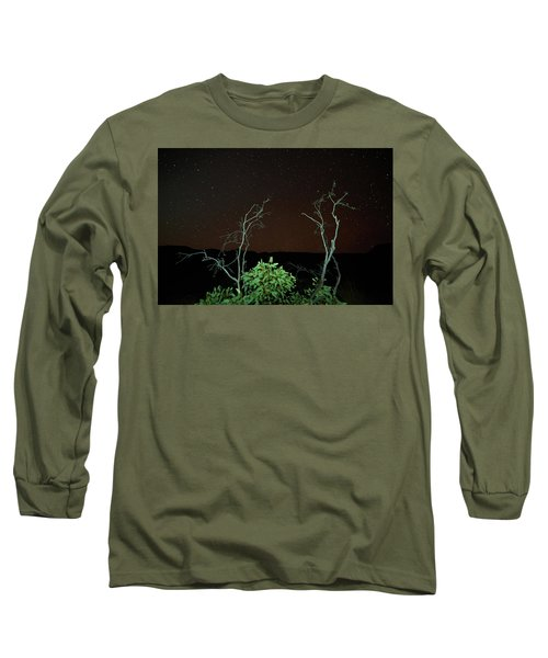 Star Light Star Bright Long Sleeve T-Shirt by Paul Svensen