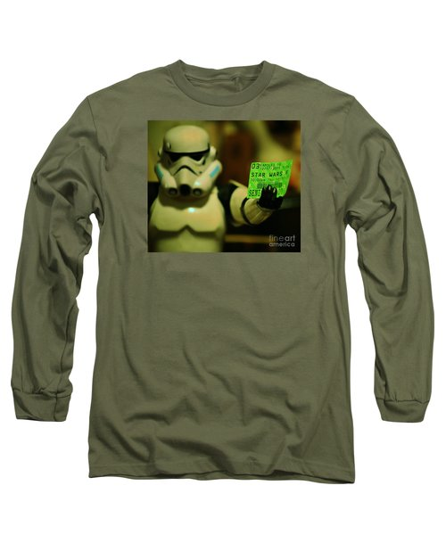 Long Sleeve T-Shirt featuring the photograph Star Wars Vii Debut, Hawaii by Craig Wood