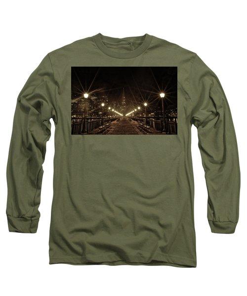 Starburst Lights Long Sleeve T-Shirt