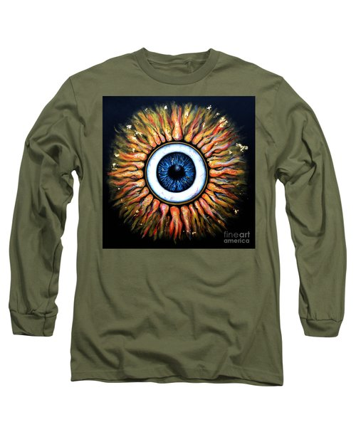 Starry Eye Long Sleeve T-Shirt