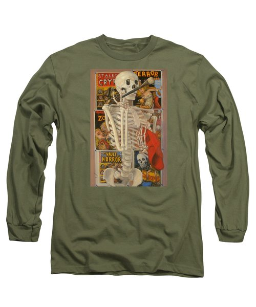 Starving Artist Long Sleeve T-Shirt by Donelli  DiMaria