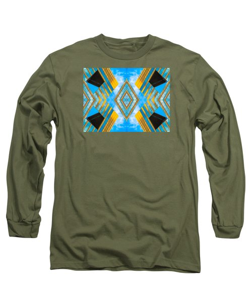 State And Grand Diamond N92 V3  Long Sleeve T-Shirt