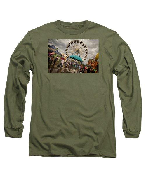State Fair Of Oklahoma II Long Sleeve T-Shirt