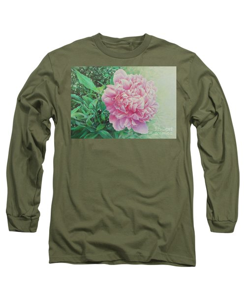 State Treasure Long Sleeve T-Shirt by Pamela Clements
