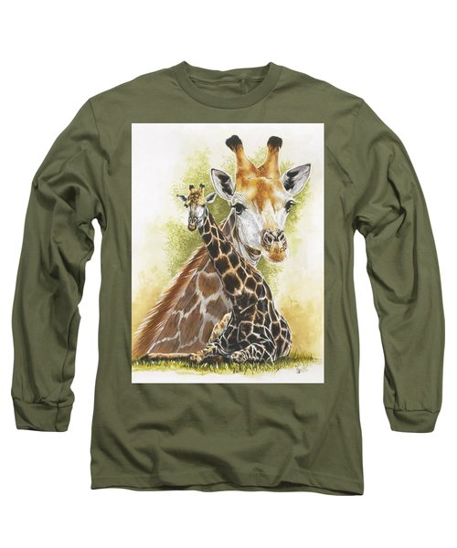 Stateliness Long Sleeve T-Shirt