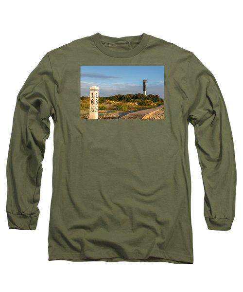 Station 18 1/2 On Sullivan's Island Long Sleeve T-Shirt