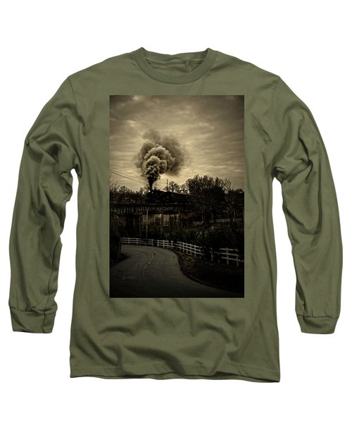 Steam Long Sleeve T-Shirt