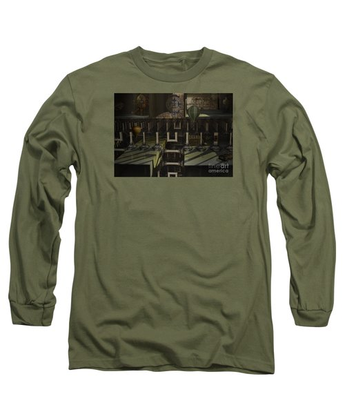 Steampunk Factory Long Sleeve T-Shirt by Melissa Messick
