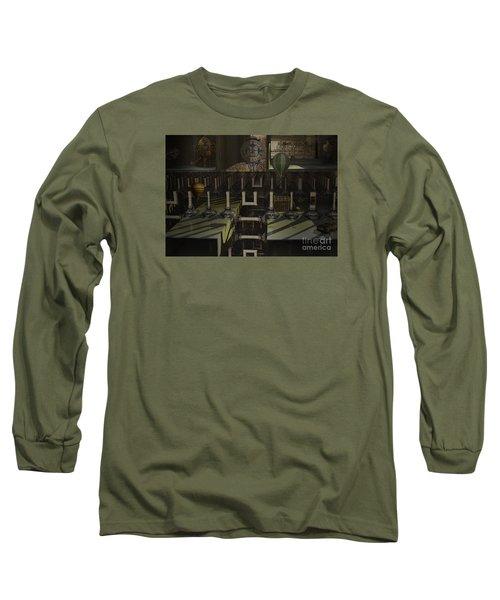 Steampunk Factory Long Sleeve T-Shirt