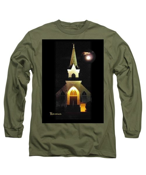 Steeple Chase 3 Long Sleeve T-Shirt