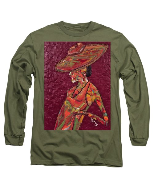 Stepping Out Long Sleeve T-Shirt