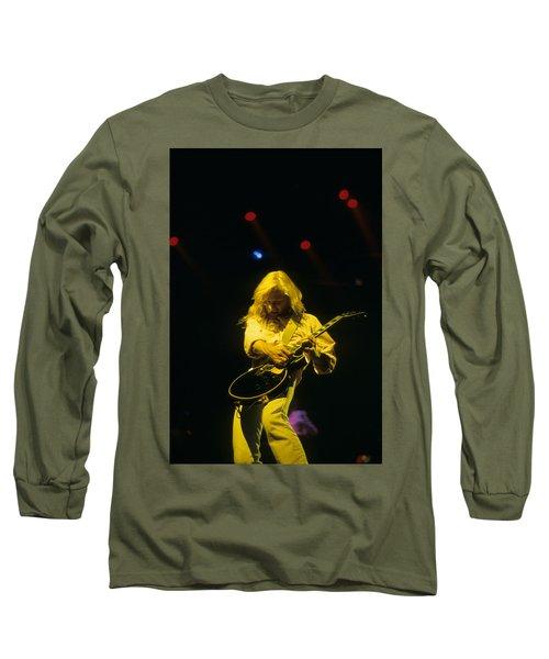 Steve Clark Long Sleeve T-Shirt