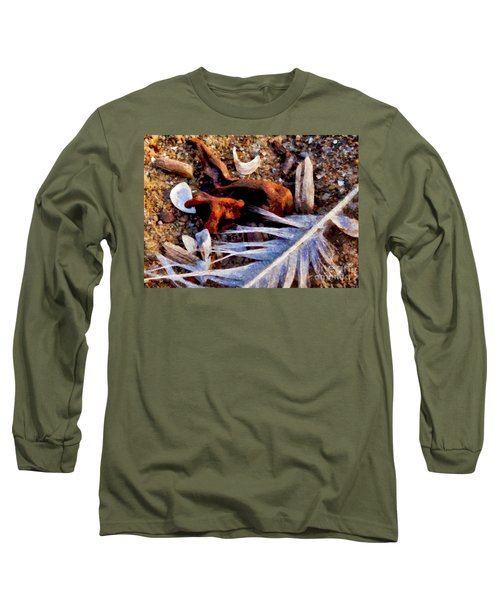 Still Life At Beach 2015 Long Sleeve T-Shirt