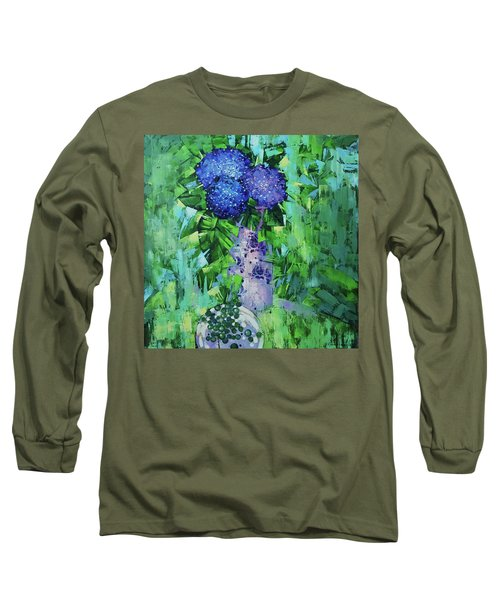 Still Life. Solar Threads Long Sleeve T-Shirt
