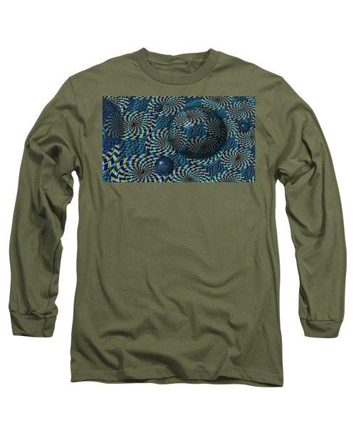 Still Motion Long Sleeve T-Shirt