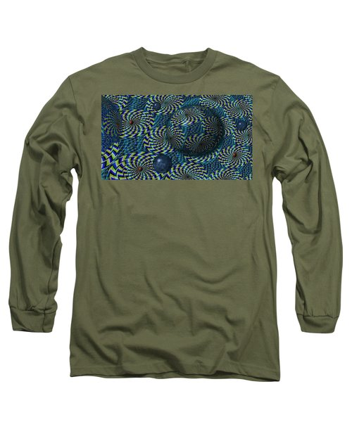 Still Motion Long Sleeve T-Shirt