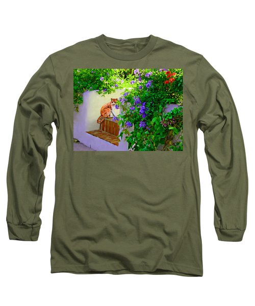 Still Waiting Long Sleeve T-Shirt