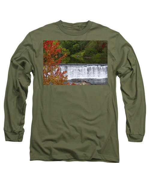 Stillness Of Beauty Long Sleeve T-Shirt