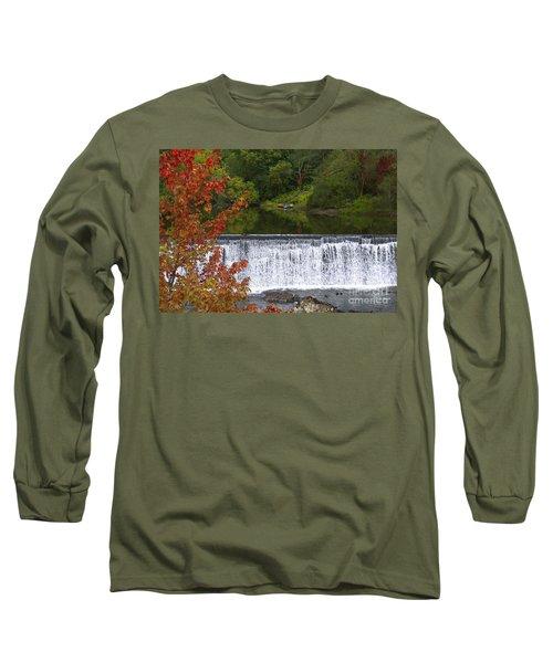 Stillness Of Beauty Long Sleeve T-Shirt