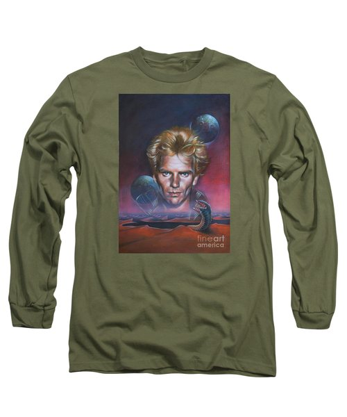 Sting In Dune Long Sleeve T-Shirt
