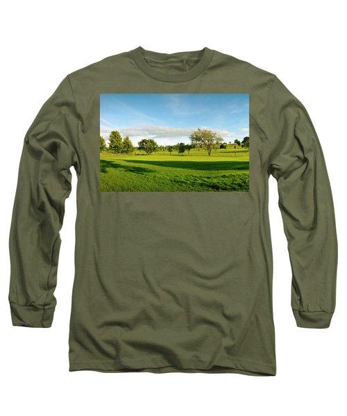 Stirling Golf Club 14th Long Sleeve T-Shirt by Jan W Faul