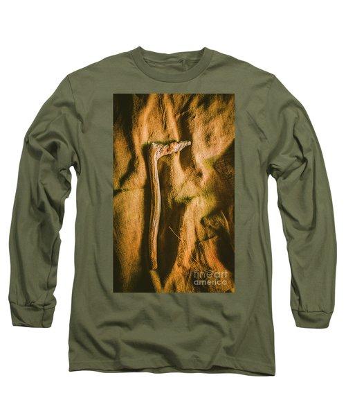 Stone Age Tools Long Sleeve T-Shirt