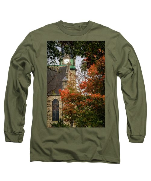 Stone Chapel Fall Long Sleeve T-Shirt