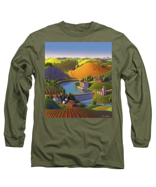 Stone City West Long Sleeve T-Shirt