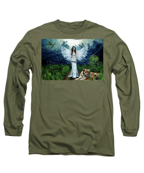 Storm Maiden Long Sleeve T-Shirt