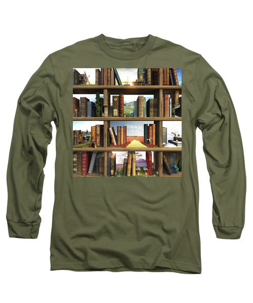 Storyworld Long Sleeve T-Shirt