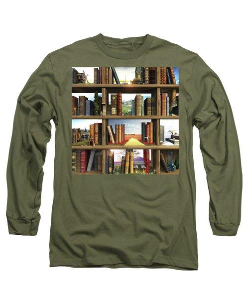 Storyworld Long Sleeve T-Shirt