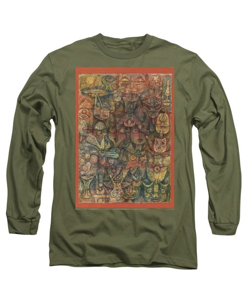 Strange Garden Long Sleeve T-Shirt