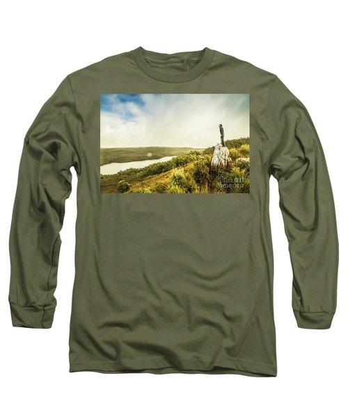 Strathgordon Tasmania Adventurer Long Sleeve T-Shirt